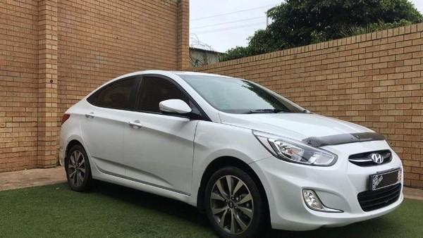 2018 Hyundai Accent 1.6 Gls  Kwazulu Natal Amanzimtoti_0