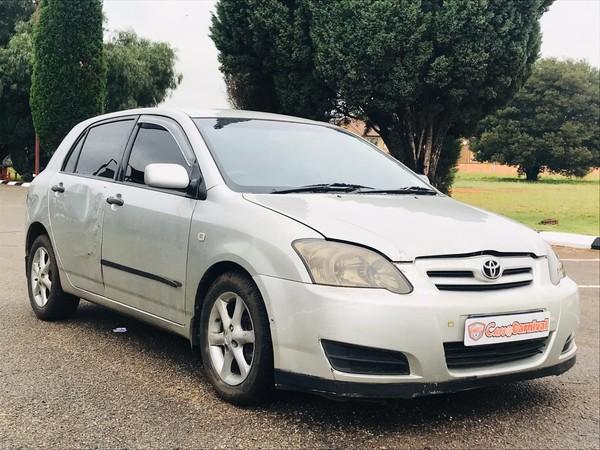 2003 Toyota RunX 2003 TOYOTA RUNX 140i R MANUAL. MASSIVE BARGAIN Gauteng Brakpan_0