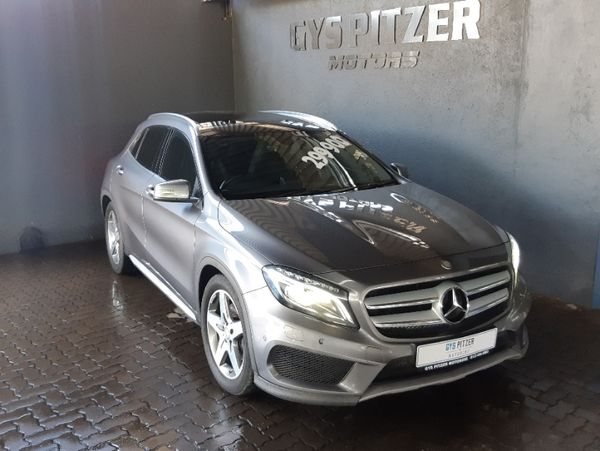 2015 Mercedes-Benz GLA-Class 220 CDI Auto Gauteng Pretoria_0