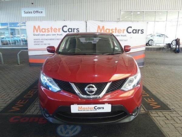 2016 Nissan Qashqai 1.2T Visia Gauteng Pretoria_0