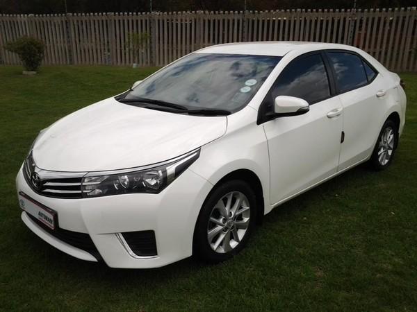 2015 Toyota Corolla 1.6 Prestige Gauteng Nigel_0