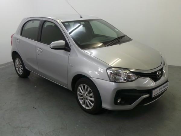 2017 Toyota Etios 1.5 Xs 5dr  Kwazulu Natal Pinetown_0