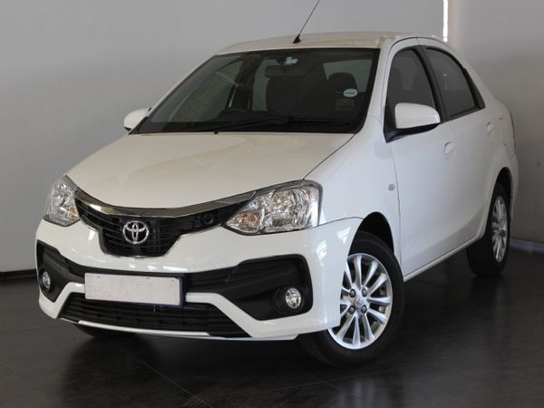 2019 Toyota Etios 1.5 Xs  Gauteng Boksburg_0