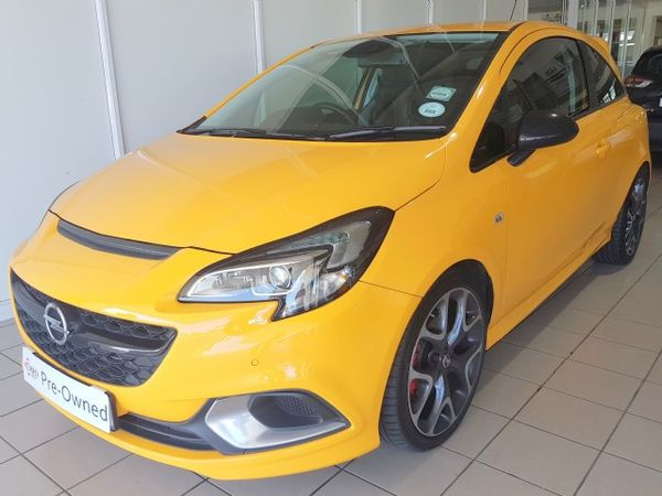 2019 Opel Corsa GSI 1.4T 3-Door Kwazulu Natal Umhlanga Rocks_0