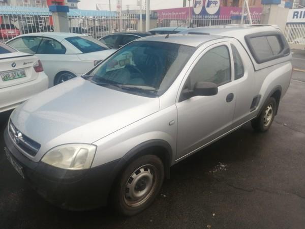 2006 Opel Corsa Utility 1.4i Club Pu Sc  Gauteng Rosettenville_0