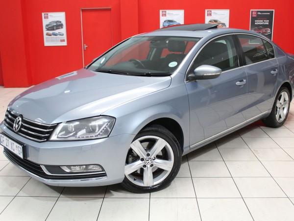 2012 Volkswagen Passat 1.8 Tsi Clne Dsg 118 Kw  Gauteng Springs_0