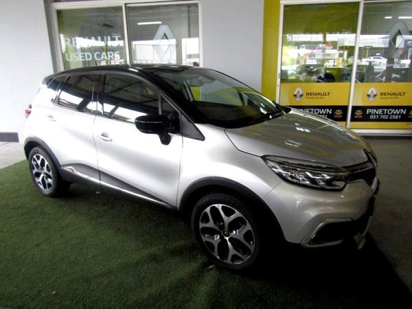 2018 Renault Captur 1.2T Dynamique EDC 5-Door 88kW Kwazulu Natal Pinetown_0