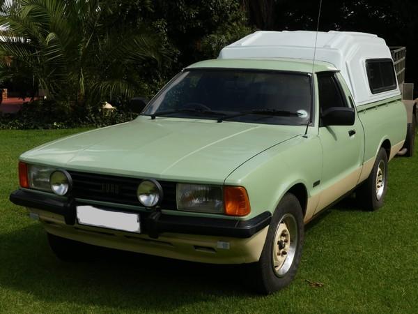 1981 Ford Cortina 3000 GLS SW Gauteng Roodepoort_0