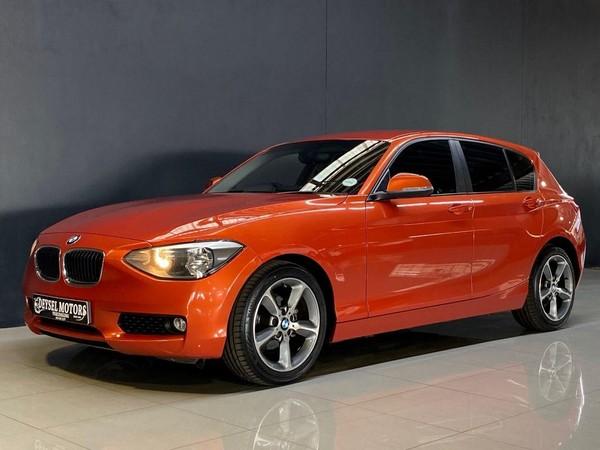 2012 BMW 1 Series 116i 5dr f20  Gauteng Vereeniging_0