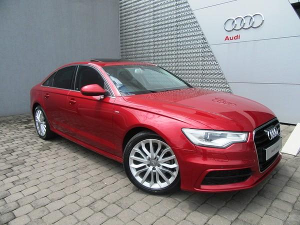 2015 Audi A6 2.0 Tdi Multitronic  Mpumalanga Nelspruit_0