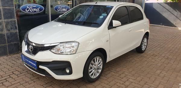 2016 Toyota Etios 1.5 Xs 5dr  Limpopo Mokopane_0