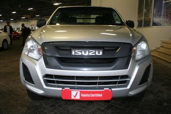 2017 Isuzu KB Series 250D-TEQ HO HI Rider Bakkie ECab Gauteng Roodepoort_0