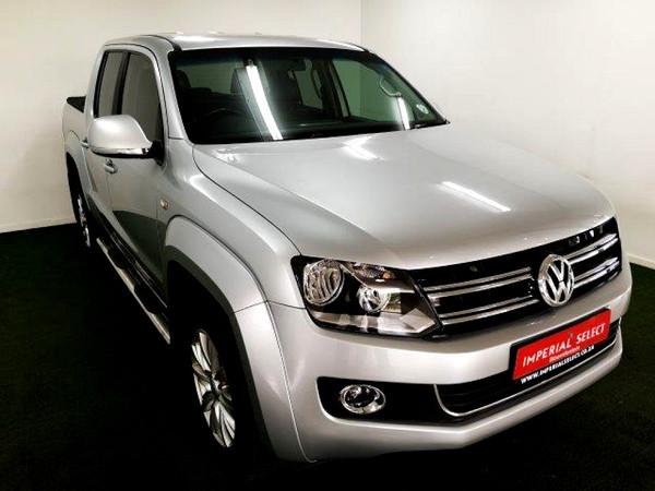 2015 Volkswagen Amarok 2.0 BiTDi Trendline 132KW Single Cab Bakkie Free State Bloemfontein_0