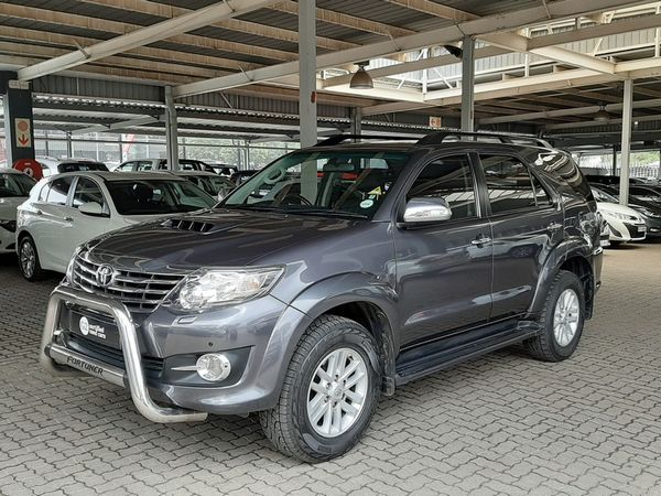 2015 Toyota Fortuner 3.0d-4d Rb At  Gauteng Midrand_0