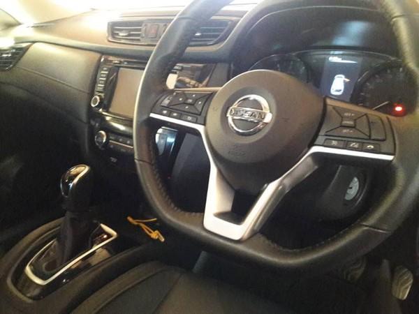2018 Nissan X-Trail 2.5 Acenta PLUS 4X4 CVT 7S Gauteng Florida_0
