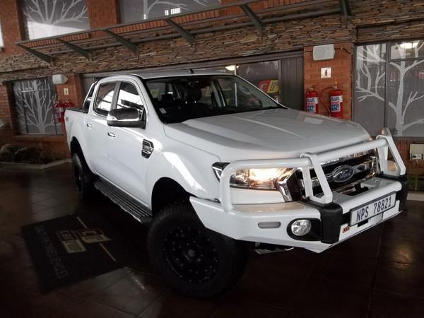 2016 Ford Ranger 3.2TDCi XLT 4X4 Auto Double Cab Bakkie Gauteng Boksburg_0