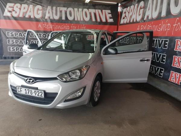 2013 Hyundai i20 1.2 Motion  Gauteng Pretoria_0