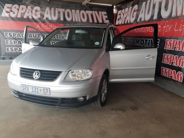 2005 Volkswagen Touran 2.0 Tdi Dsg  Gauteng Pretoria_0
