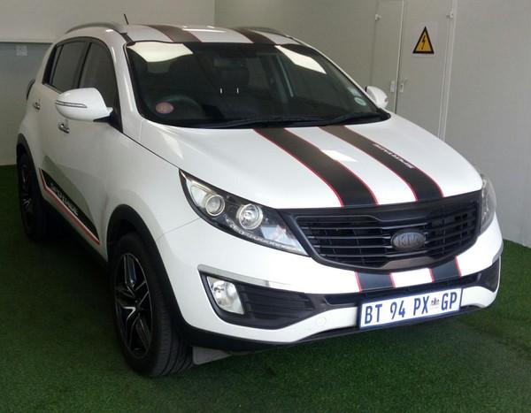 2012 Kia Sportage 2.0 Crdi At  Gauteng Kempton Park_0