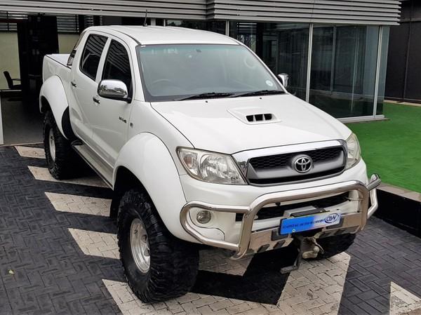 2010 Toyota Hilux 3.0 D-4D RAISED Body 4X4 Automatic  Gauteng Midrand_0