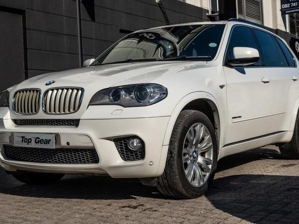 2012 BMW X5 Xdrive30d M-sport At  Western Cape Cape Town_0