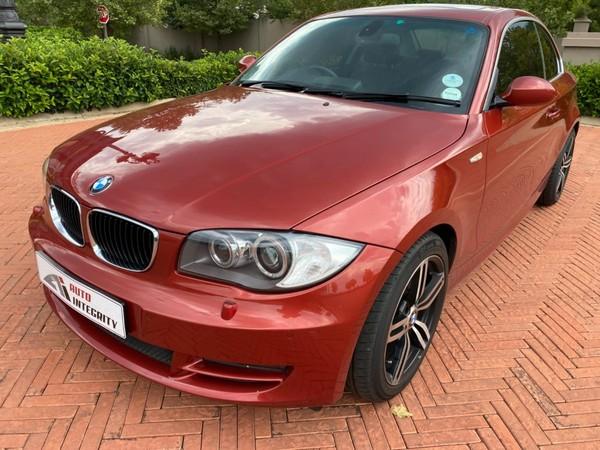 2008 BMW 1 Series 125i Coupe At  Gauteng Pretoria_0