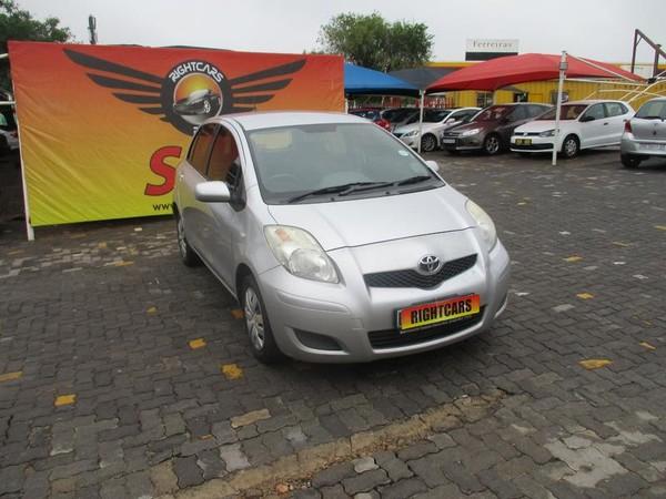 2011 Toyota Yaris T3  Gauteng North Riding_0