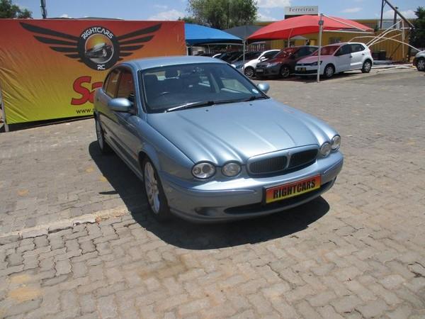 2002 Jaguar X-Type 3.0 Se At  Gauteng North Riding_0