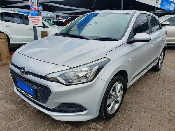 2018 Hyundai i20 1.2 Fluid Gauteng Pretoria_0