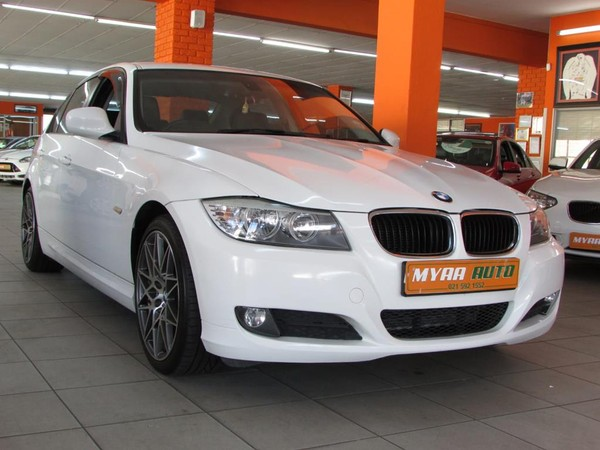 2011 BMW 3 Series 320i At e90  Western Cape Cape Town_0
