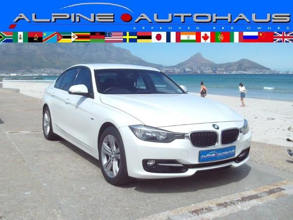 2012 BMW 3 Series 320i Sport Line f30  Western Cape_0