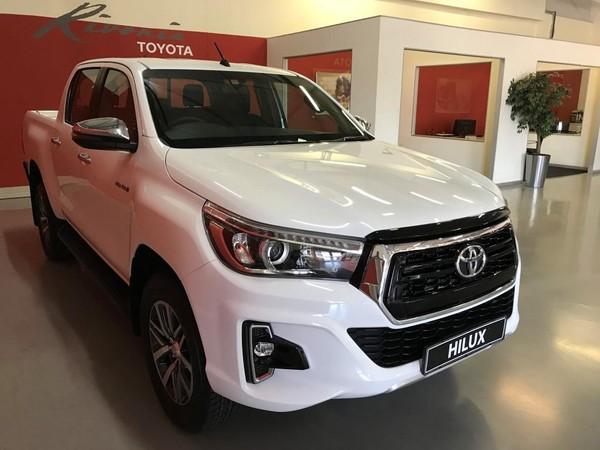 2020 Toyota Hilux 2.4 GD-6 SRX 4X4 Auto Double Cab Bakkie Gauteng Sandton_0
