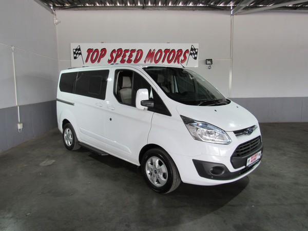 2016 Ford Tourneo Custom LTD 2.2TDCi SWB 114KW Gauteng Vereeniging_0