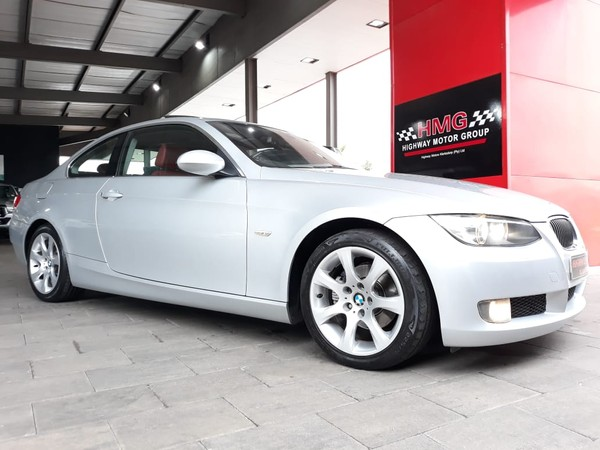 2006 BMW 3 Series 325i Coupe e92  North West Province Klerksdorp_0