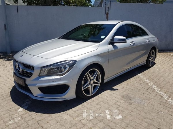 2015 Mercedes-Benz CLA-Class CLA220 CDI AMG Auto Western Cape Somerset West_0