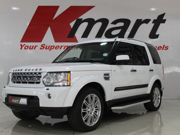 2012 Land Rover Discovery 4 5.0 V8 Se  North West Province Klerksdorp_0