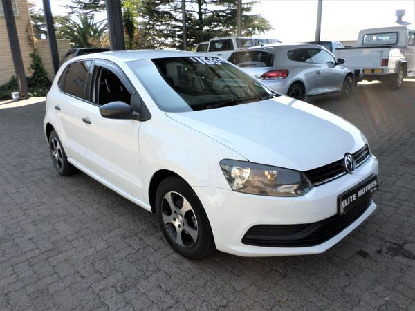 2016 Volkswagen Polo 1.2 TSI Trendline 66KW Mpumalanga Ermelo_0