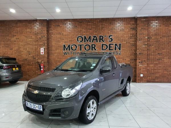 2014 Chevrolet Corsa Utility 1.8 Sport Pu Sc  Mpumalanga Witbank_0