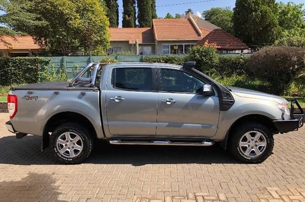 2013 Ford Ranger 3.2tdci Xlt 4x4 At Pu Dc  Gauteng Boksburg_0