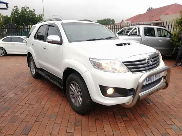 2014 Toyota Fortuner 3.0d-4d Rb At  Gauteng Bramley_0