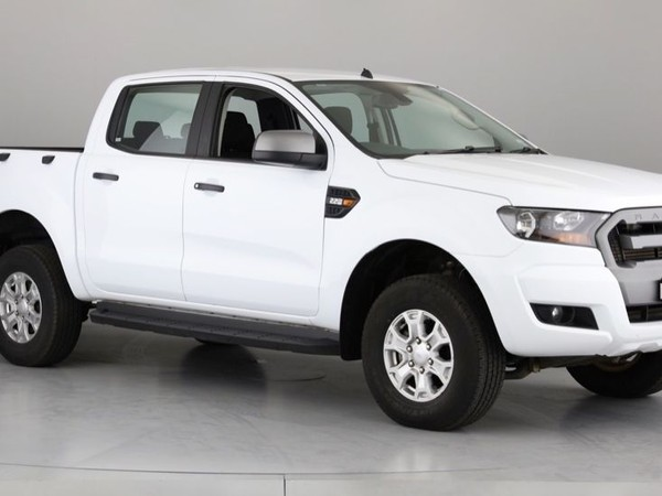 2018 Ford Ranger 2.2TDCi XLS 4X4 Auto Double Cab Bakkie Western Cape Kuils River_0