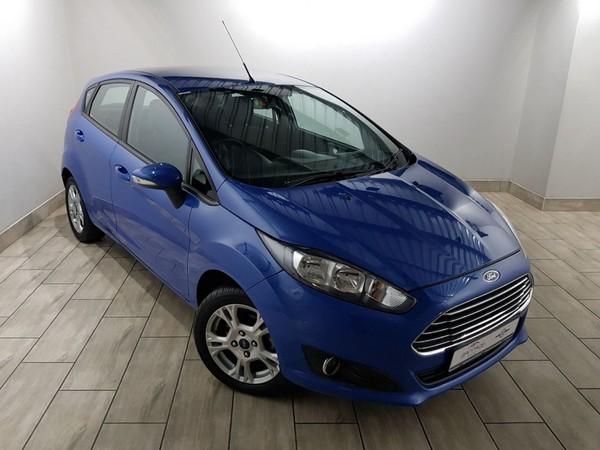 2013 Ford Fiesta 1.6 Tdci Trend 5dr  Free State Bloemfontein_0