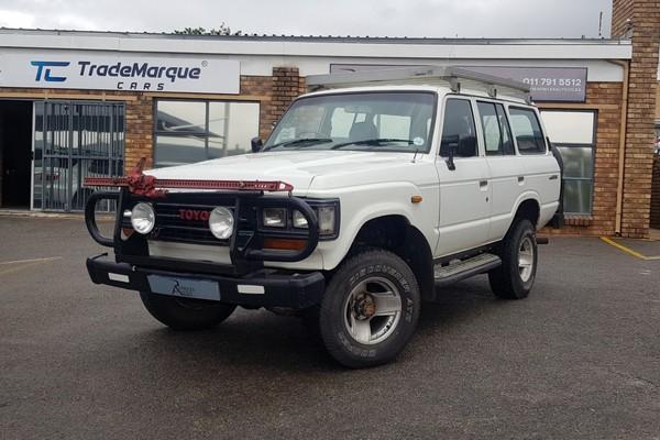 1989 Toyota Land Cruiser Dlx P Gen Sw  Gauteng Randburg_0