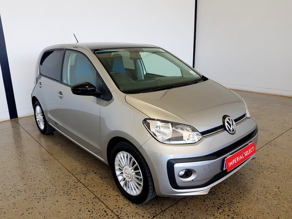 2017 Volkswagen Up Move UP 1.0 5-Door Gauteng Vereeniging_0