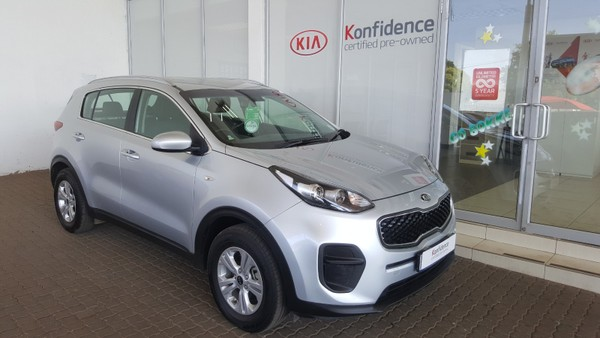 2018 Kia Sportage 2.0 Ignite Auto Gauteng Kempton Park_0