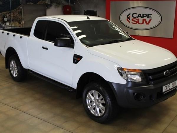 2014 Ford Ranger 2.2tdci Xl Pu Supcab  Western Cape Brackenfell_0