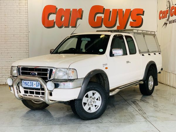 2004 Ford Ranger 4000 Super Cab Xlt 4x2 Pu Sc  Gauteng Pretoria_0