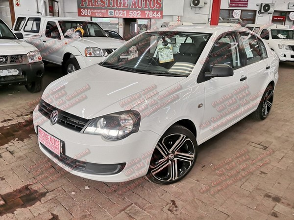 2012 Volkswagen Polo Vivo 1.4 Western Cape Goodwood_0
