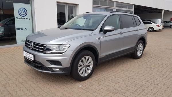 2019 Volkswagen Tiguan Allspace 1.4 TSI Trendline DSG 110KW Western Cape Vredenburg_0
