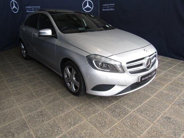 2015 Mercedes-Benz A-Class A 200 Be At  Limpopo Polokwane_0